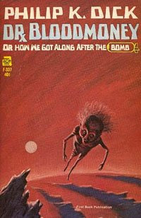 A whacked out edition of a pulp sci-fi book by loser and insane person Philip K. Dick -- if you believe what you read on Bookslut.