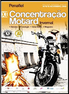XI Concentração Invernal 14/15/16 Nov. 08 Moto Clube Vale do Sousa Mcvs