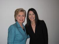 Hillary & Stephanie