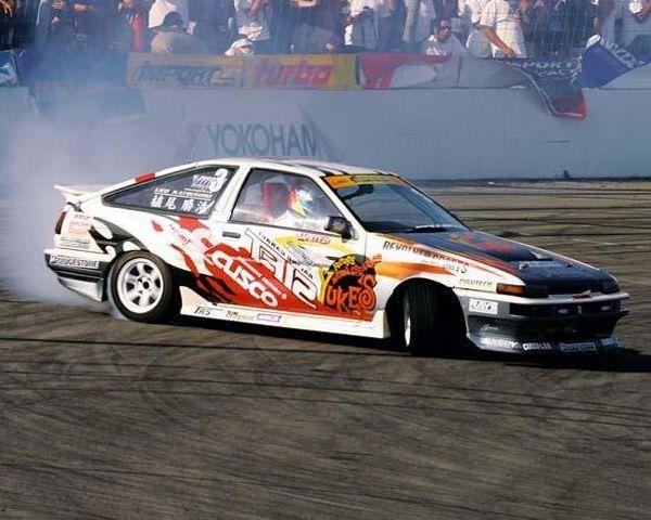 videos drifting japon: