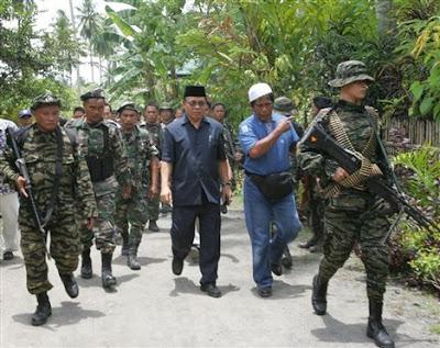 MILF (Moro Islam Liberation Front)