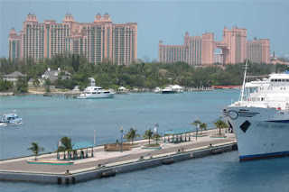 Atlantis and Paradise Island