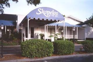 Skopelos on the Bay in Pensacola, Florida