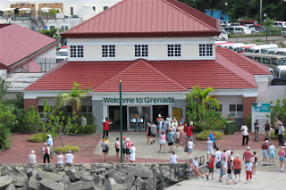 Welcome Center, Port of Grenada