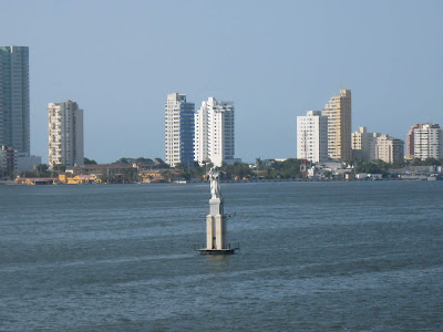 Cartagena's harbor