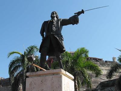 Admiral Don Blas de Lezo