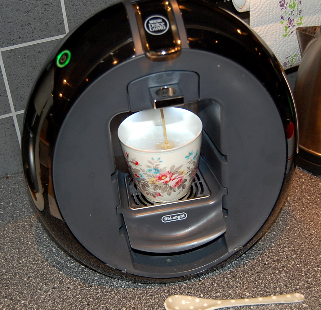 dolce gusto delonghi kaffemaskine