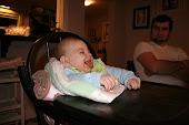 2009: Stuffed in Highchair