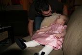 2010: 1 Year Old Princess