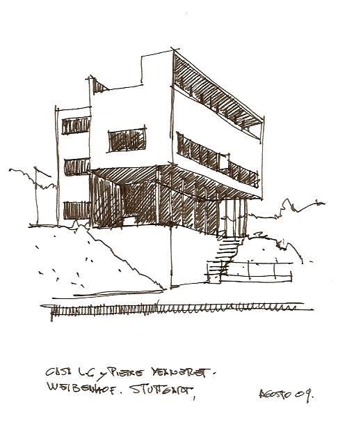 Diego jappert unos apuntes de le corbusier for Investigar sobre la arquitectura