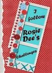 Rosie Dee's Challenges