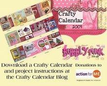 Bubbly Funk's Crafty Calendar