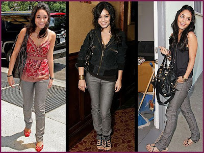 vanessa hudgens outfits style. Casual wear (Vanessa hudgens STYLE)