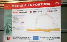 Metro a La Fortuna