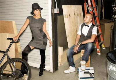 Jennifer Lopez & Top Designers by Carter Smith