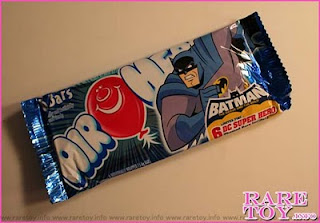 Batman brave Bold candy.