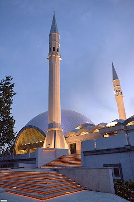 First Uppity Mosque