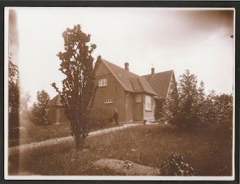 Mit gamle hus.