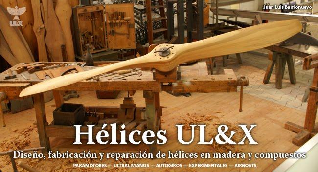 Hélices UL-X