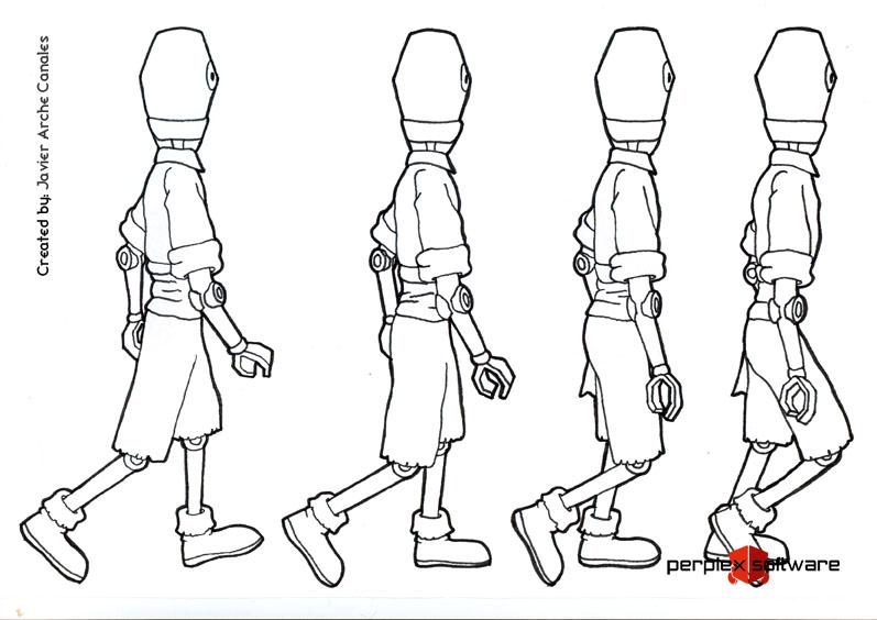 Quiero ser creador de videojuegos: Animación 2D