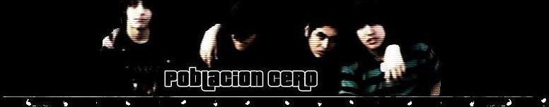 Poblacion Cero | Página Oficial