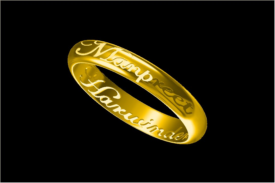 Lord Of The Rings Wedding Band 6 Popular Inspired By Lord of