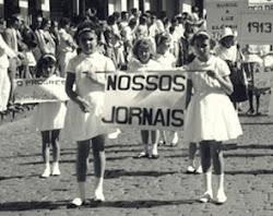 1965 - Altinópolis desfila eneltecendo a sua história