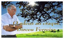 Dirceu Ferreira, o craque de Altinópolis.