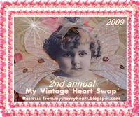 Vintage Heart Swap!