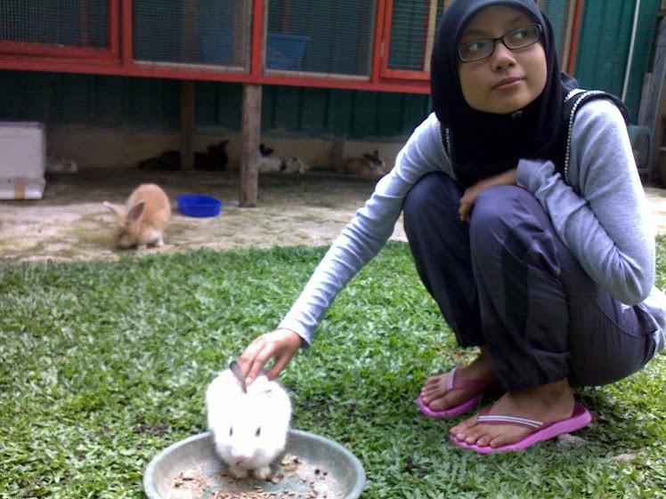 me n mr bunny!