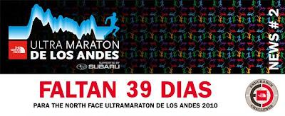 The North Face Endurance Challenge - Ultramaratón de  Los Andes 2010 (post IV)