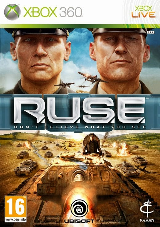 RUSE: The Art of Deception Xbox Ps3 Pc jtag rgh dvd iso Xbox360 Wii Nintendo Mac Linux
