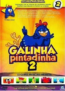 Galinha Pintadinha 2 DVDRip