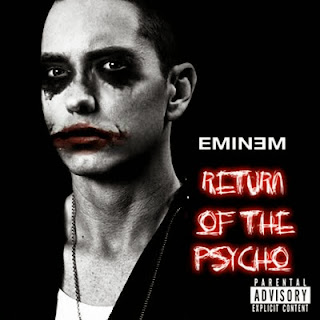 Eminem Return Of The Psycho front large Eminem   Return Of The Psycho