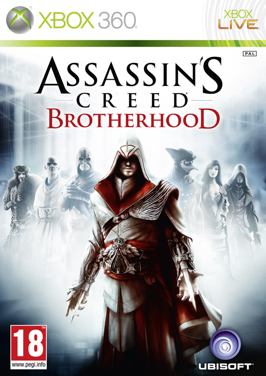 Assassins Creed Brotherhood XBOX360 Region Free