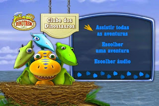 Dinotrem   Clube dos Dinossauros DVD R