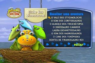 3 Dinotrem   Clube dos Dinossauros DVD R