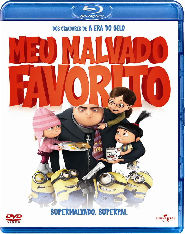 Download Meu Malvado Favorito DVDRip Dublado - Yes Filmes