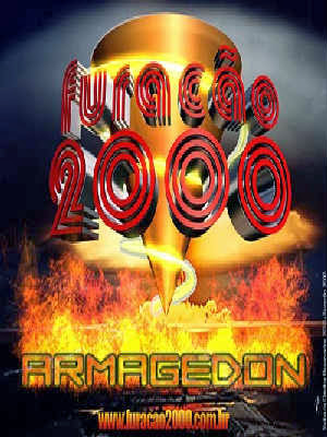 furac%25C3%25A3o Furacão 2000 Armagedom DVD R