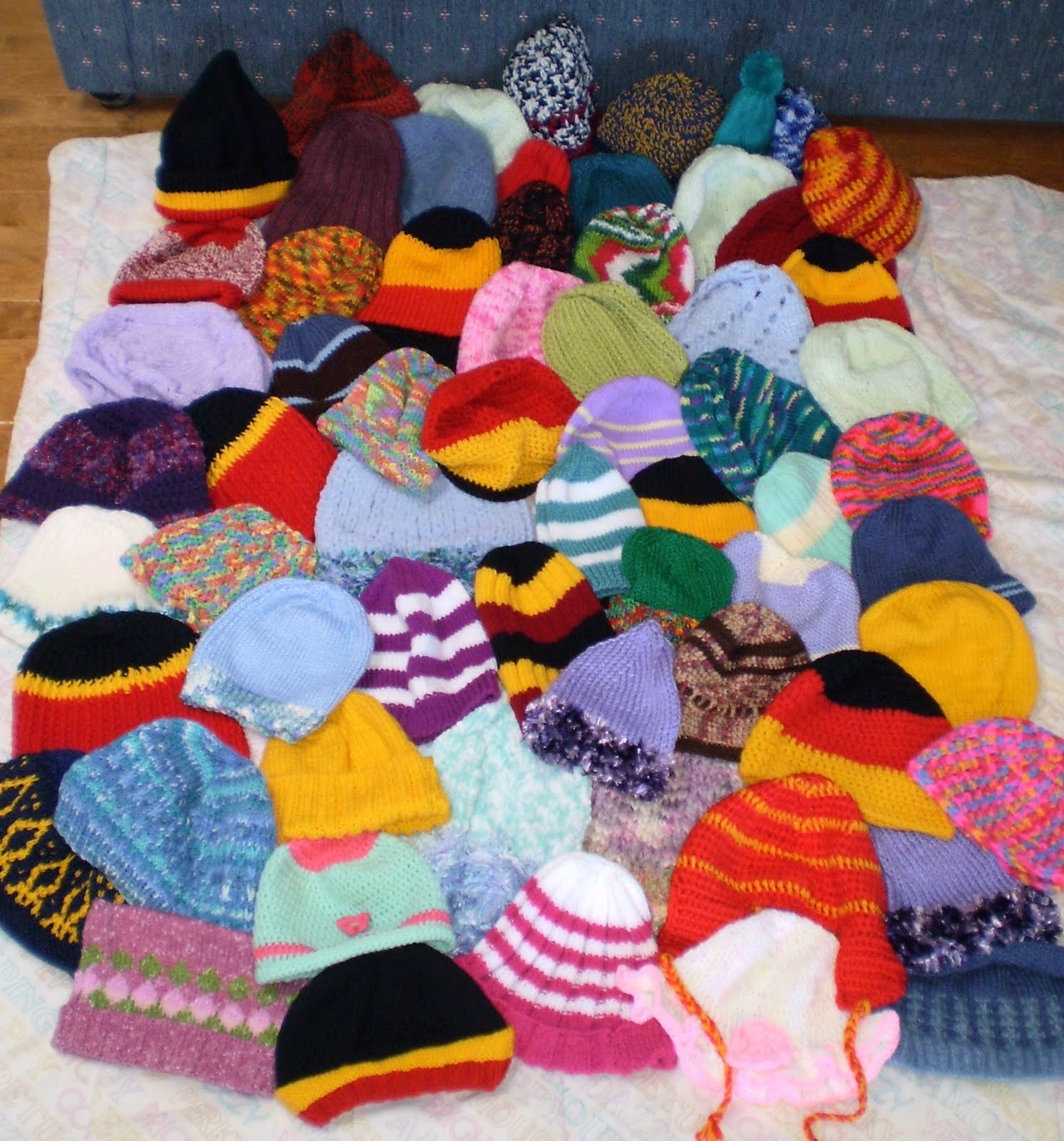 Knitting For Charity South Australia : Never too hot to stitch knitting for charity