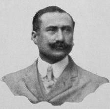 Arquitecto Domingo Donati  (Astano / Ticino 1866-1925) Accademia di Belle Arti di Brera