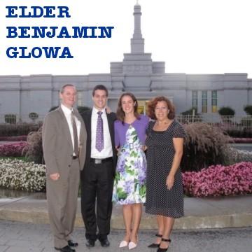 ELDER BENJAMIN GLOWA
