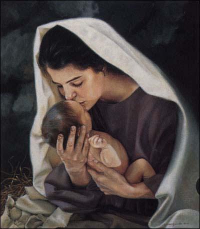 ser mae O dia das mamães...
