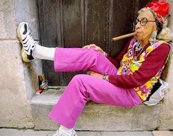 Cigar after dinnner.