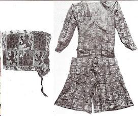 aljuba datada en 1211 con faja