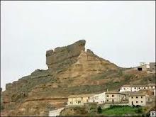Fortaleza musulmana siglo IX