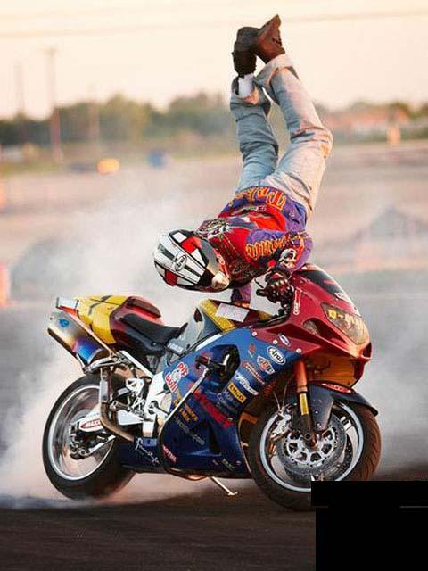 new suzuki bikes stunts