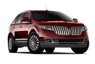 lincoln-MKX-SUV