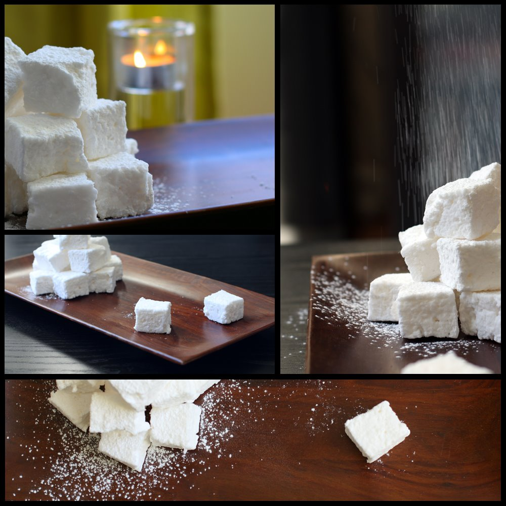Homemade Marshmallows, Tyler Florence Recipe