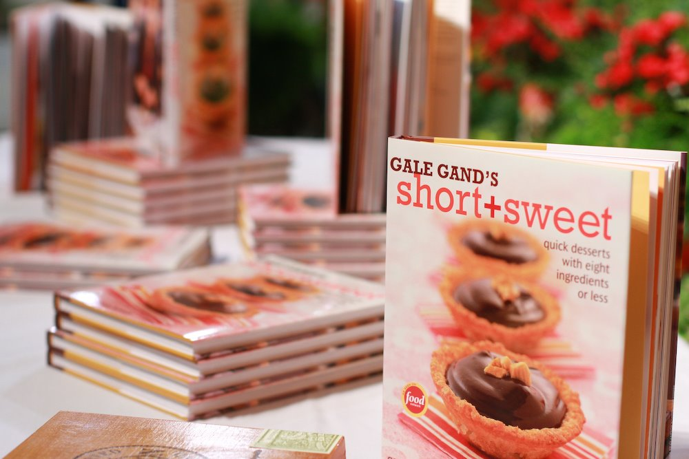 Gale Gand Short and Sweet